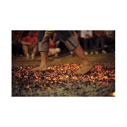 A Firewalking Experience for Two Image