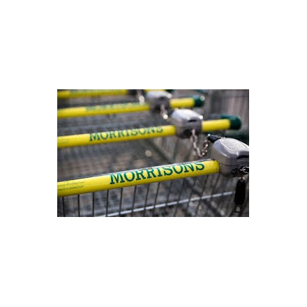 A Two Minute Supermarket Trolley Dash Image
