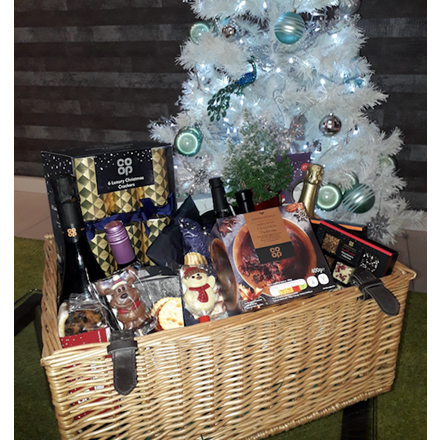 Co-op Christmas Hamper Image
