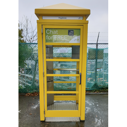 Your Very Own Phone Box! Image