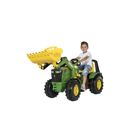 Child's Pedal Tractor Image