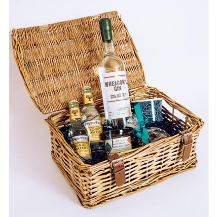 Christmas Liquor Hamper Image